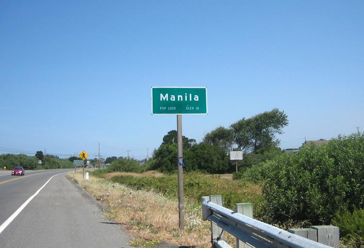 Manila, Humboldt