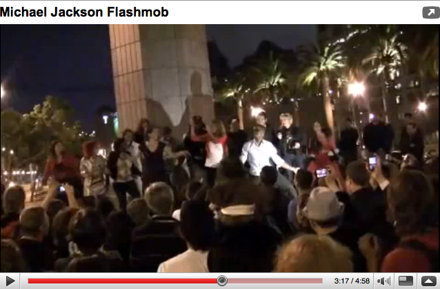 sf-flashmob